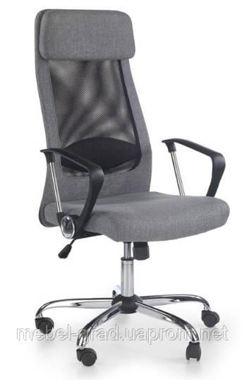 Офисное кресло Zoom Halmar серый