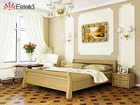 Дерев'яне ліжко Діана (8 варіантів кольорів)