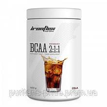IronFlex BCAA Performance 2-1-1 400g