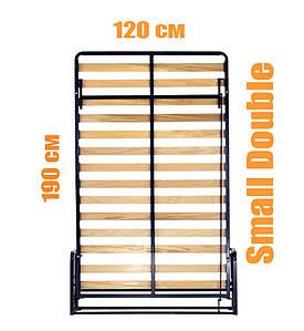 Вертикальная откидная кровать LWB 120х190