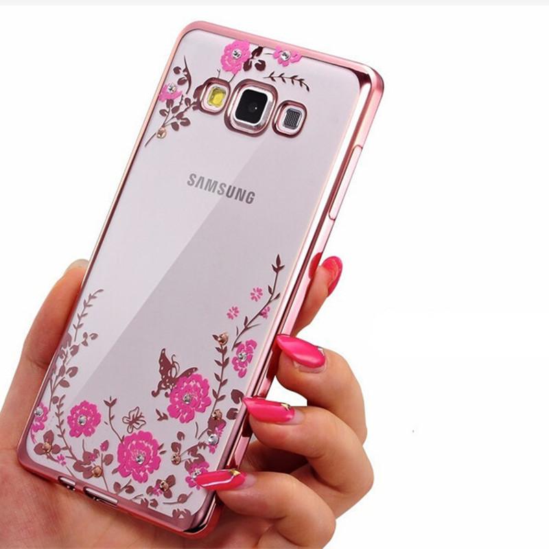 Силиконовый чехол Samsung Galaxy J3 J320 2016, G734