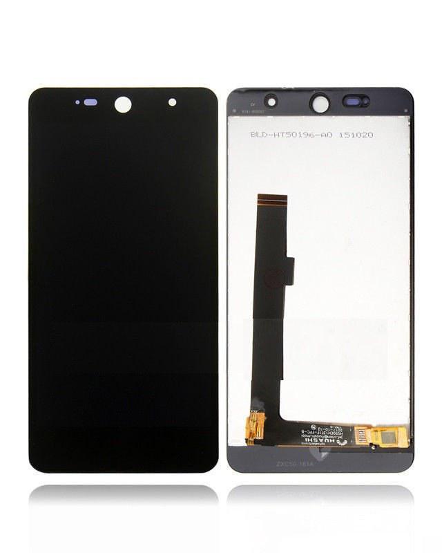 Дисплей (LCD) WileyFox Swift 2/ Swift 2 Plus с сенсором чёрный
