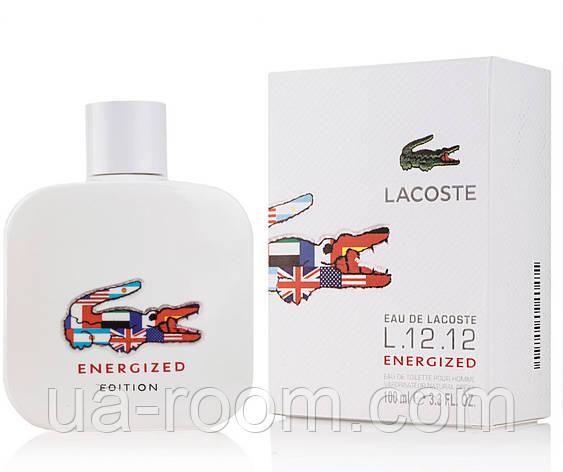 Lacoste L.12.12 Energized Edition ,мужская туалетная вода 100 мл., фото 2