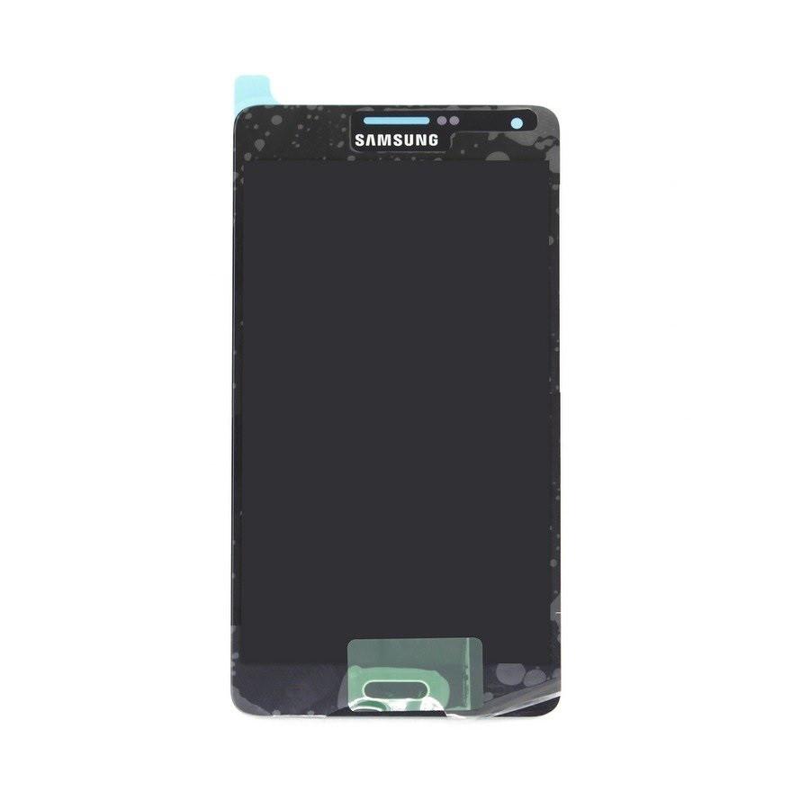 Дисплей (LCD) Samsung A700F Galaxy A7 Duos (2015) с сенсором чёрный