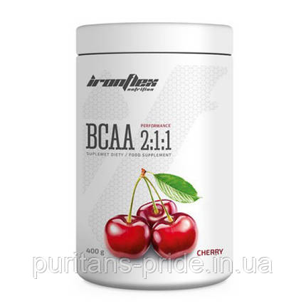 IronFlex BCAA Ultimate Instant 400g , фото 2