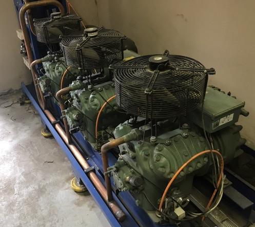 Холодильный Б/У компрессор Bitzer 4J-13.2Y [63.5 m3/h]