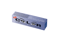 AWF COLOR Краска для ресниц черно-синяя, рефектосил