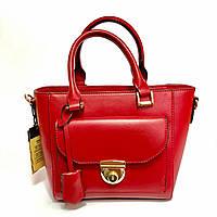 Яркая, красная сумка кроссбоди, кросс-боди, клатч, шопер