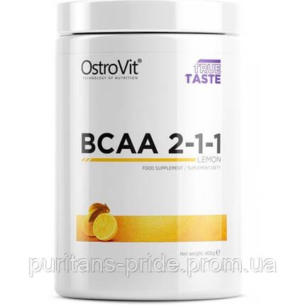 OstroVit - BCAA 2-1-1 400g , фото 2