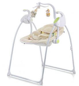 Укачивающий центр Mioobaby Impulse Baby Swing