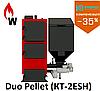 Котел пеллетный Альтеп  серии Duo Pellet 25 кВт (КТ-2ЕSH)