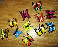 """Сувенир """"Бабочка-магнит"""" от студии LadyStyle.Biz, фото 1"""