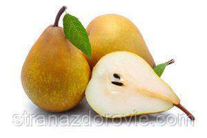 Вкусный фрукт-груша