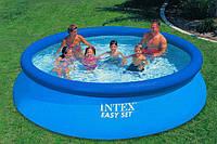 Бассейн наливной. INTEX 366х76 см.