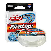 Шнур Berkley Fireline Micro Ice Crystal 46m crystal 0.17mm