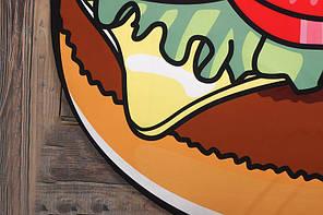 Коврик пляжный «Hamburger», фото 3