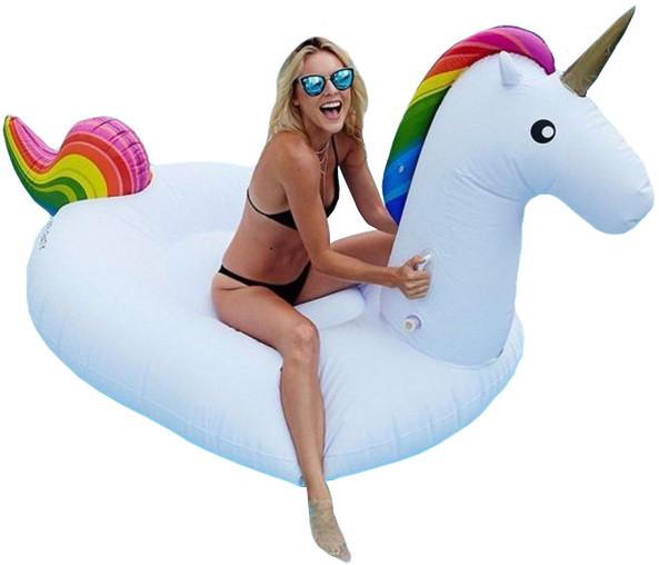 Надувной круг «Unicorn»