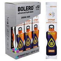 """Растворимый напиток Bolero Sticks """" Апельсин - Спорт"""" со стевией, 3 г"""
