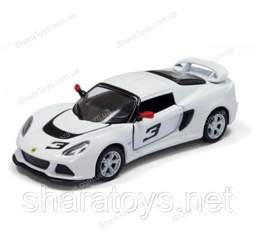 Машинка Kinsmart 2012 Lotus Exige S