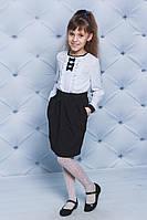 Юбка для девочки школьная, фото 1