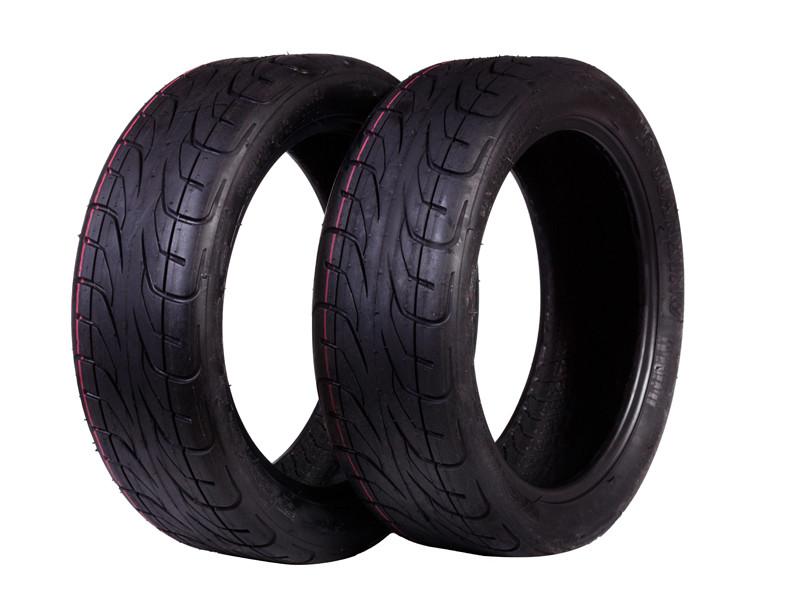 Бескамерная шина на гироскутер и гироборд 10,5 дюймов Black (Черный)