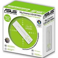 TV-Tuner ASUS My Cinema U3100 Mini White внешний USB 2.0, Цифровой DVB-T, очень удобен для просмотра телепрограмм в дороге. Все,