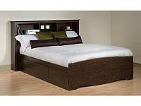 """Ліжко двоспальне """"Марко"""" з масиву дерева"""