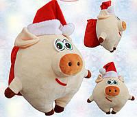 Свинка Хрюша, с мешком для подарка,  упаковка для конфет 800  грамм