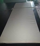 Матрас для шезлонга-лежака 185*55*4 см, Украина, ткань оксфорд