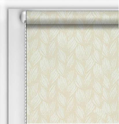Рулонные шторы DIY Брэйд айвори, фото 2