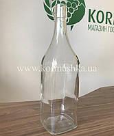 Бутылка Homemade 1 л (прозрачное стекло) под бугельную пробку