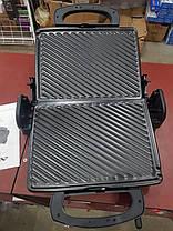 Электрический гриль ASTOR SP-1526 c терморегулятором (барбекю-электрогриль) 1800W, фото 2