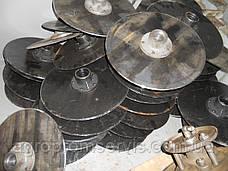 Диск сошника з маточиною СЗ Н 105.03.010-02 на сівалку зернову СЗ-3,6, фото 2