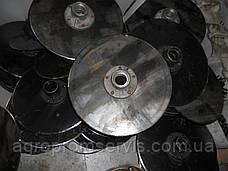 Диск сошника з маточиною СЗ Н 105.03.010-02 на сівалку зернову СЗ-3,6, фото 3