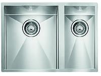 Кухонная Мойка FILOQUADRA 61X45 2V подстольный монтаж