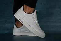 Мужские кроссовки Nike AirForce White 10651
