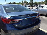 Спойлер на багажник для Mazda 6 2014 -