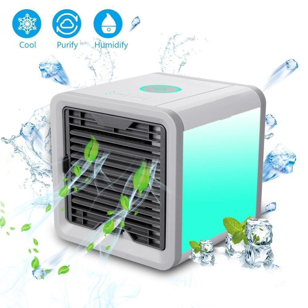 Охладитель воздуха (Персональный кондиционер) Air Cooler