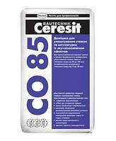 CO 85 Добавка для изготовления стяжек и штукатурок со звукоизоляционным эффектом 25 кг