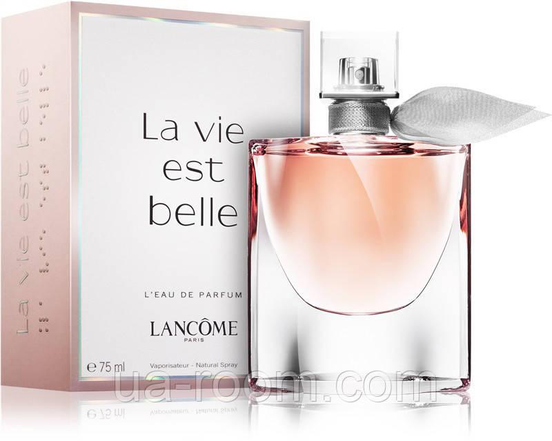 Lancome La vie est Belle l'eau de Parfum, женская парфюмированная вода 100 мл.