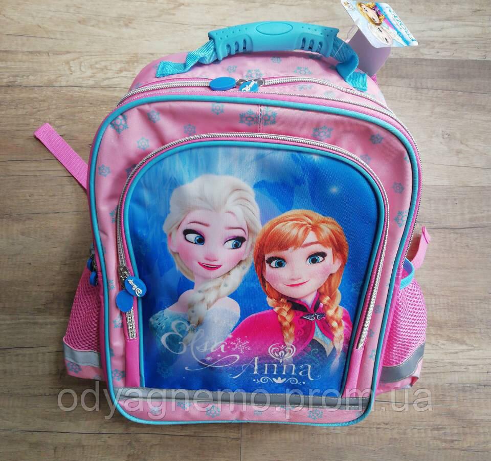 Портфель для девочек Disney оптом, 29*37*13 см.