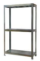Стеллаж металлический для склада ЧК-300 1960*1440*720 с металлическими полками
