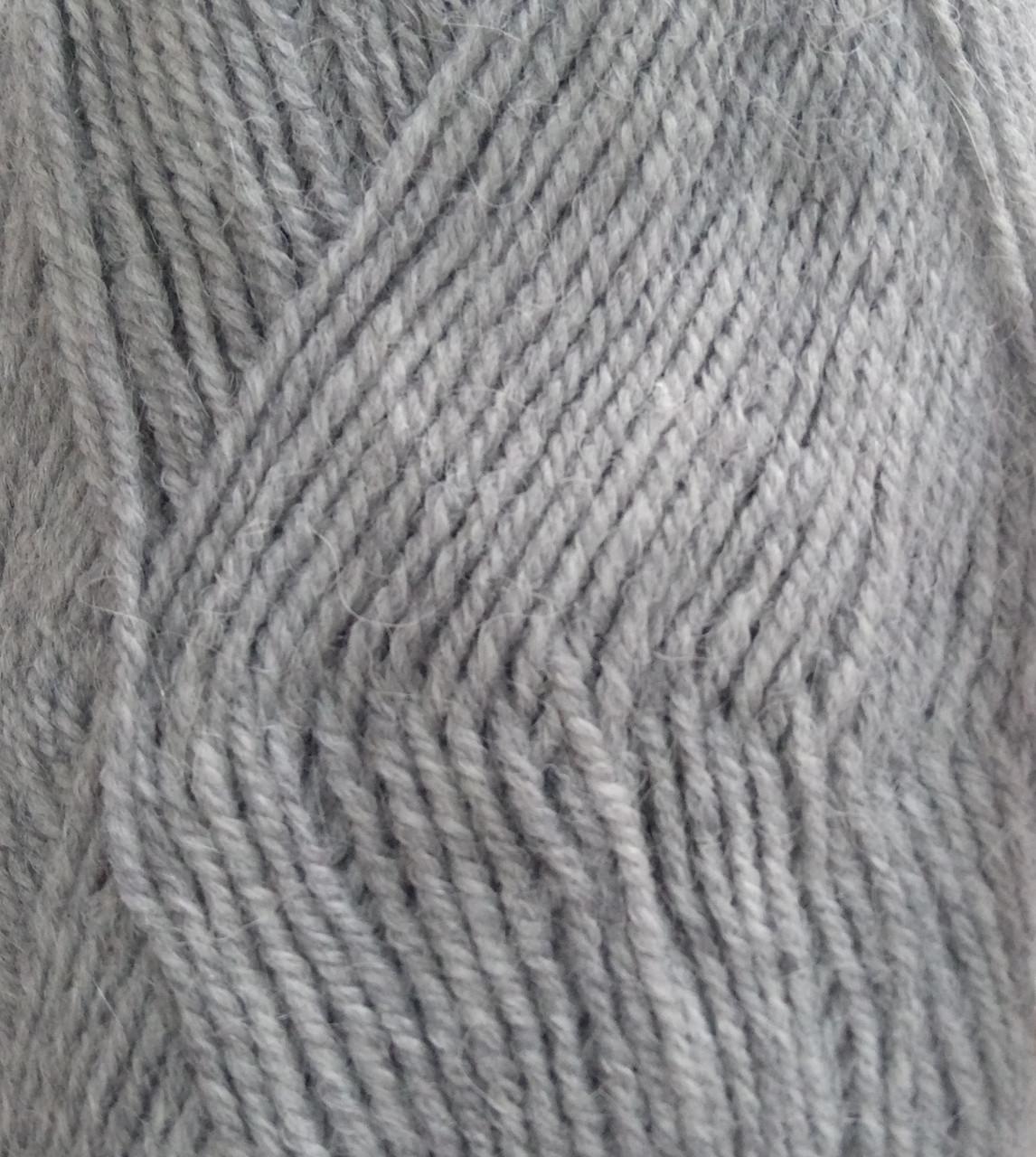 Пряжа для вязания Альпака роял ALIZE светло-серый 21