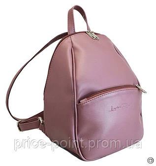 Рюкзак лиловый 00406