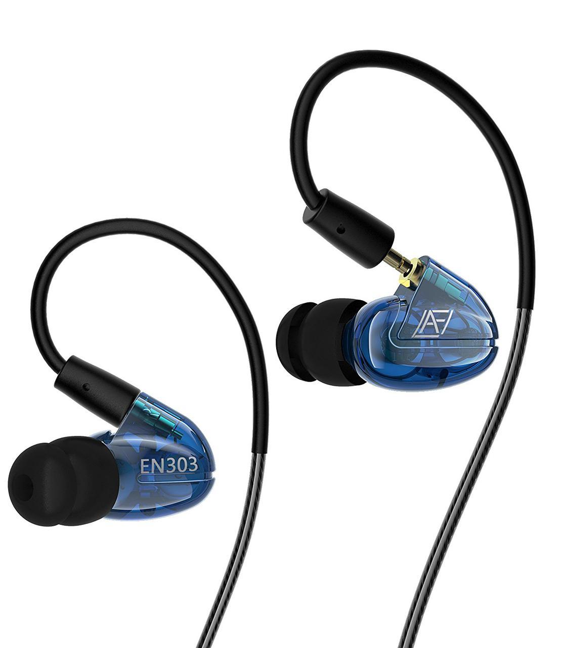 Наушники проводные LAFI с микрофоном и HIFI