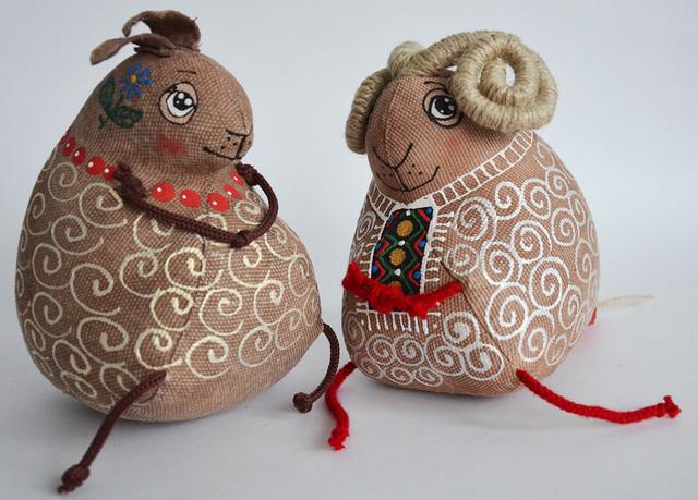 подарок в год овцы