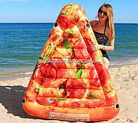 Матрас надувной Intex Пицца (Pizza Slice) арт.58752. Отлично подходит для отдыха на море, в бассейне