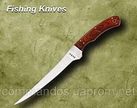 Нож рыбацкий - филейный