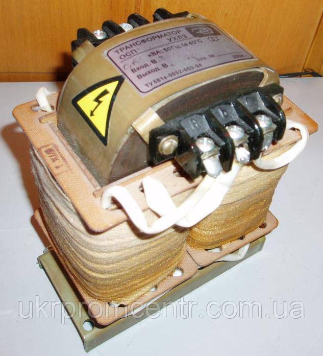 ОСП и ОСПР    Однофазные сухие трансформаторы