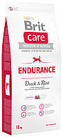 Корм для активных собак Brit Care Endurance Duck & Rice